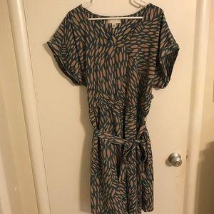 Forever 21 Plus smock dress